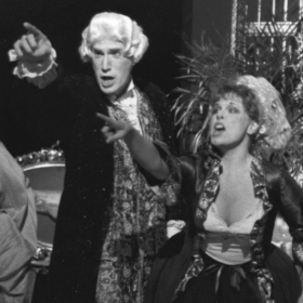 THE RAKE'S PROGRESS (Curtis Institute Opera, 1987)