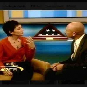 That time Kathryn was on the Montel Williams Show