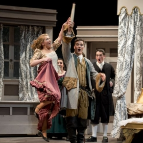 The Marriage of Figaro, Susanna (Simpson College 2016)