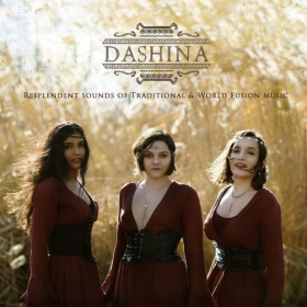 Dashina is a World Fusion band led by Inna Dudukina, it features the resplendent voices of Balkan Music with elements of Rock and Jazz.
