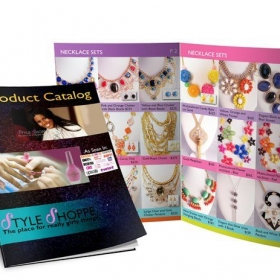 Product catalog for client-  Photoshoot, photo manipulation using Photoshop, catalog design and layout using InDesign