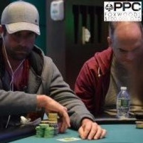 Hugh Hardy is the Early Chip Leader @FoxwoodsPoker #PPCFoxwoods100k #PPCSeason5 by Christopher Sevick   Dec 7, 2016