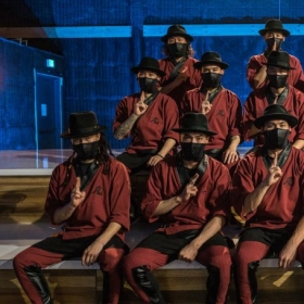 Member of NBC's World of Dance KINJAZ