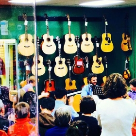 Fall Student Recital At The Guitar Store