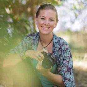 Danielle Werner, a fun energetic photographer who loves to teach!