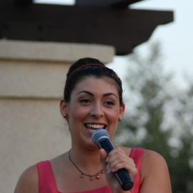 Amphitheater Performance in Beaumont