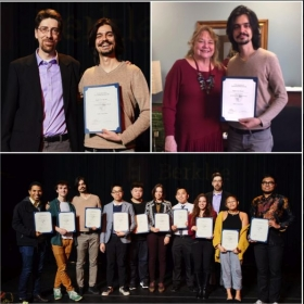 Berklee College of Music Award Ceremony 2017