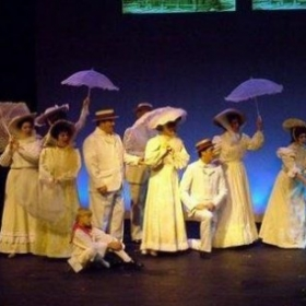 """Ragtime"" with Tallahassee's Theatre a la Carte."