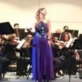2016 Operetta Performance with Orchestra