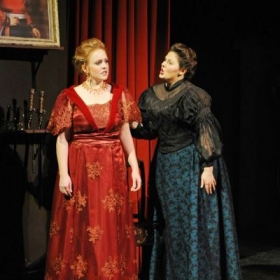 """Owen Wingrave"" ASU Lyric Opera Theatre - Spring 2015