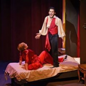 """The Drowsy Chaperone"" ASU Lyric Opera Theatre - Spring 2016