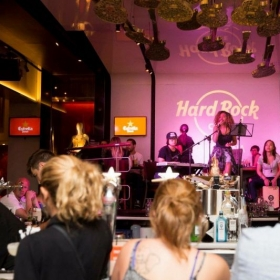 Hard Rock Cafe, Barcelona, Es