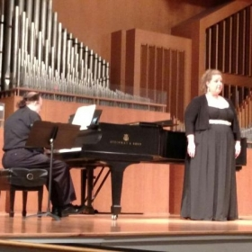DMA Lecture Recital, Hattiesburg, MS, September 2016