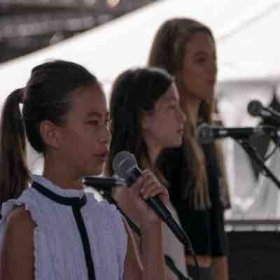Students perform at the San Diego Fair 2017