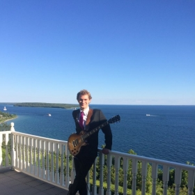 I spent the summer of 2017 playing in the orchestra at the Grand Hotel on Mackinac Island. An incredible experience!