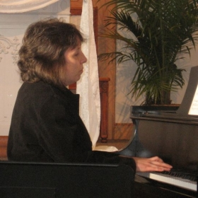 Accompanying Students in Recital