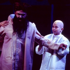 Keith Miller (Bass - Baritone) as Sarastro