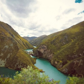 When life resembles the stuff of dreams. Landscape photography in Nor Yauyos, Lima - Peru.