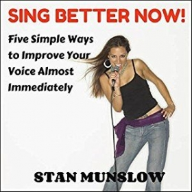 One of my newest books/audiobooks for singers.