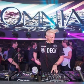 OMNIA San Diego - ON DECK TAKEOVER Hakkasan Group San Diego, CA