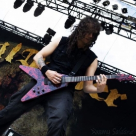 Knotfest Mexico with Devildriver