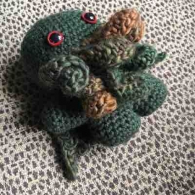 These tiny Cthulhus have become a specialty of mine