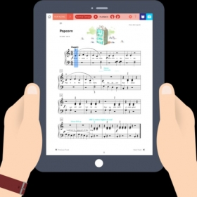 """The """"Wolfie"""" app for iPad is your personal practice assistant between your lessons."""