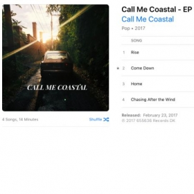 Songs and music I've written with my band, Call Me Coastal. Can find it anywhere you listen to music!