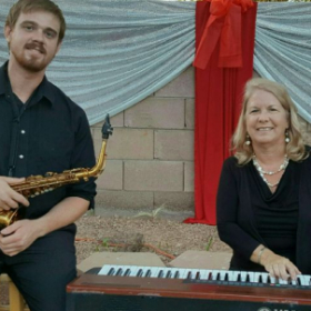 Dee Fleming, piano; Alex Young, Saxophone