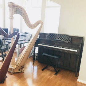 Ms. Im's Harp & Piano Studio