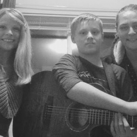 After four years working with Noah, last night was an evening of tears and keep in touches. He will continue guitar study in Stanwood.