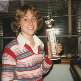 Illinois Music Association - Trophy placing winner = early 80's