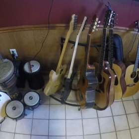 Musical Instruments.