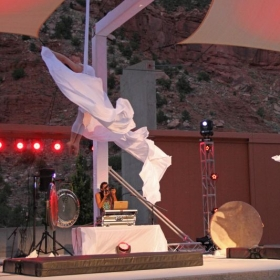 A performance from 2015 at the Zion Matrix concert. What a beautiful venue - Tanner Amphitheater in Springdale Utah!