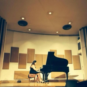 Senior Recital @ Manhattanville College, 2015
