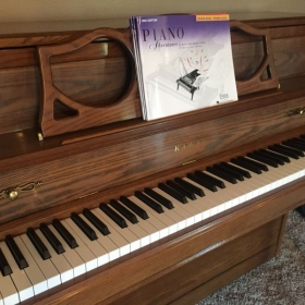 Curriculum of Choice: Faber Piano Adventures