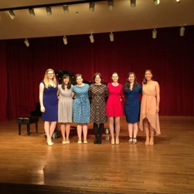 University of Portland Honors Recital