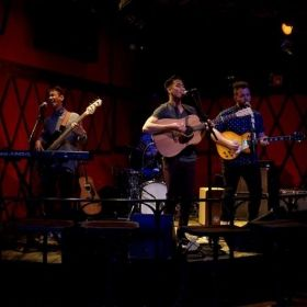 Rockwood Music Hall with aReJay Ella