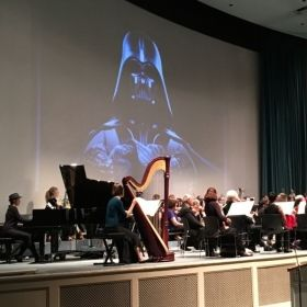 New Valley Symphony Orchestra Performance at Liberty Hall