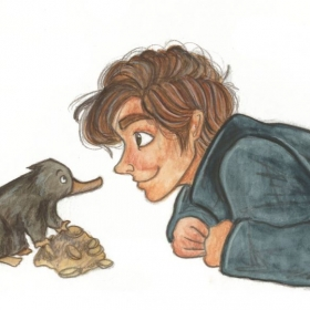 """Newt and the Niffler""