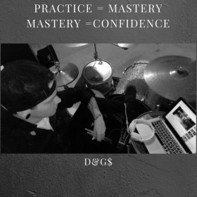 Drum and Grow Rich. Mindset, Motivation, Mastery. Music Business for drummers.