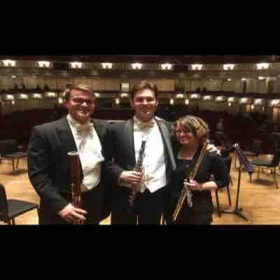 Post concert in Heinz Hall (Pittsburgh, PA 2017)