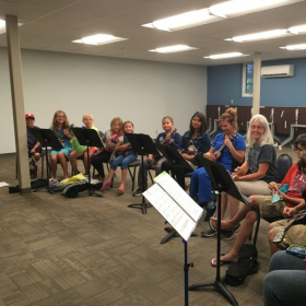 """Uke Can Do It"" Ukulele Club"