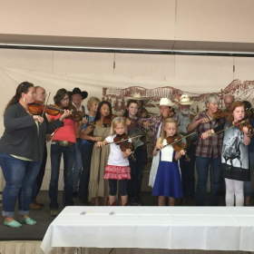 State Fiddle Competition