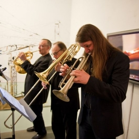 B3+ brass trio concert at the Austrian Cultural Forum in NYC