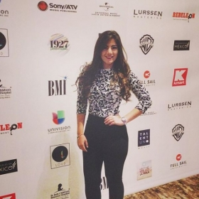 At the BMI Private Party!