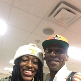 Signing Day with University of Tennessee