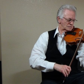 I love playing and teaching the violin