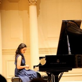 Weill Recital Hall, Carnegie Hall, March 2013