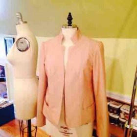 Jacket - two piece suit fully lined